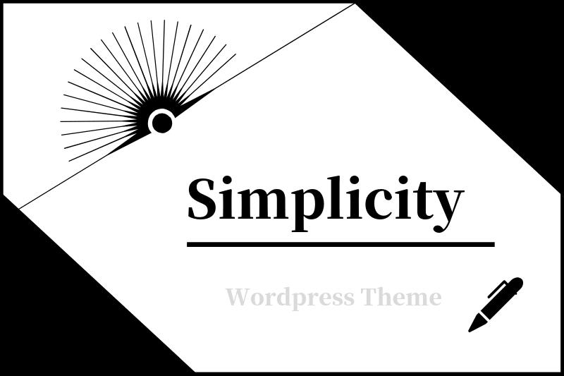 テーマ「Simplicity」