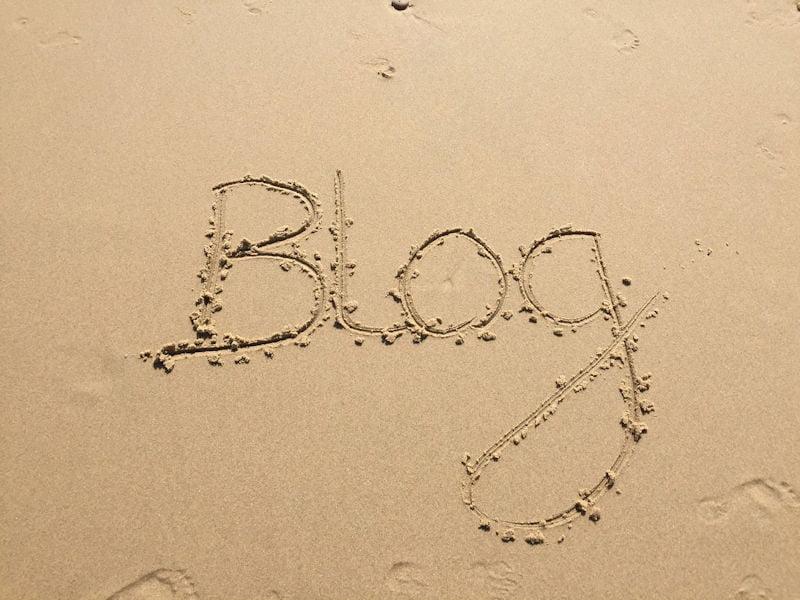 ブログ始めました